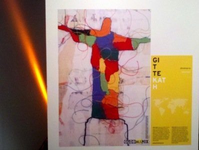 Gitte Kath Rio+20 Poster