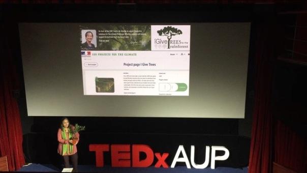 iGiveTrees-TEDx